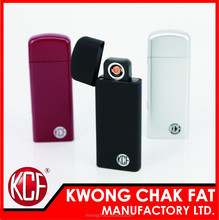 KCF-193 Smart outlooking Rechargeable Electronic lighter