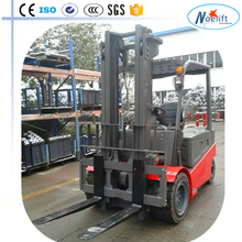 stepless speed control system 1 ton 2tons 3tons forward electric forklift All electric stacker pallet stacker exported to US