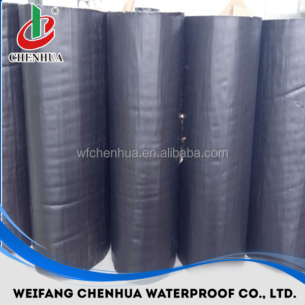 Concrete waterproof material 1.5mm bitumen tape for sealing from China