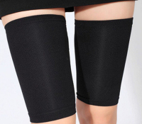 High elasticity thigh shaper, thin thigh bands, compression thigh slimming shaper