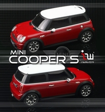 Minicooper toy rc car compatible with kyosho