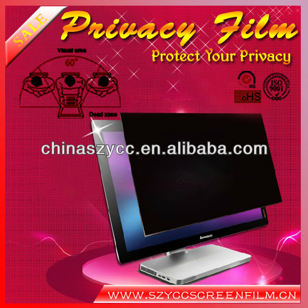 Popular Products Anti Spy Screen Cover For Computer Privacy Film