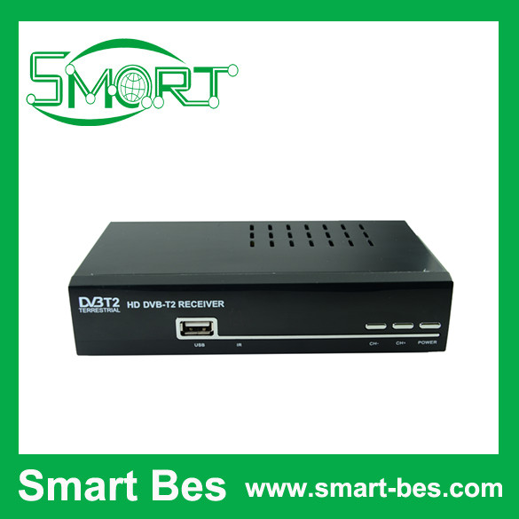 Smart bes Factory DVB T2 TV Receiver/Set-Top Box/Set Top Box DVb Receiver