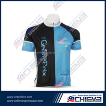 hot sale 2017 cycling uniform sublimation polyester cycling wear