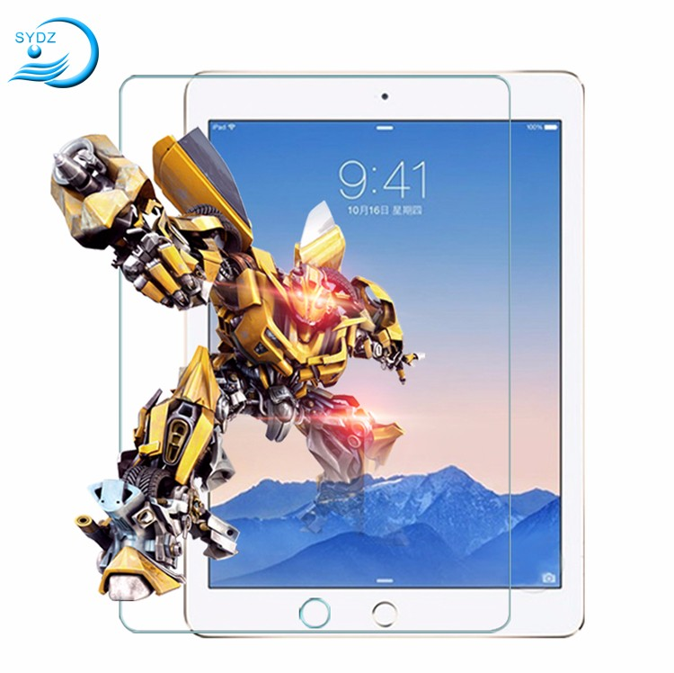 Top Quality 9H HD Transparent For Ipad Mini 4 Glass Screen Cover,Toughened Screen For Ipad Mini Mobile Phone