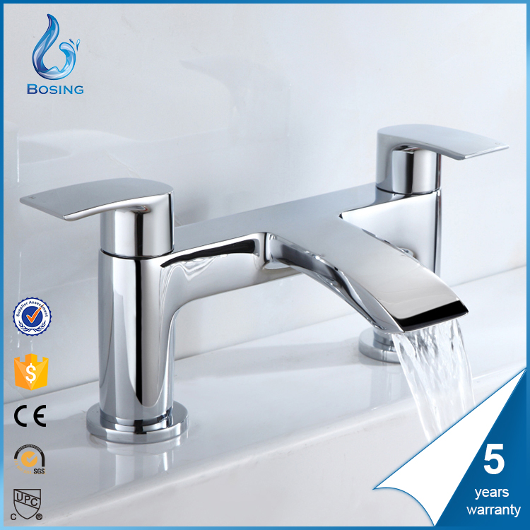 Hot product high quality dual handle basin tap german tap