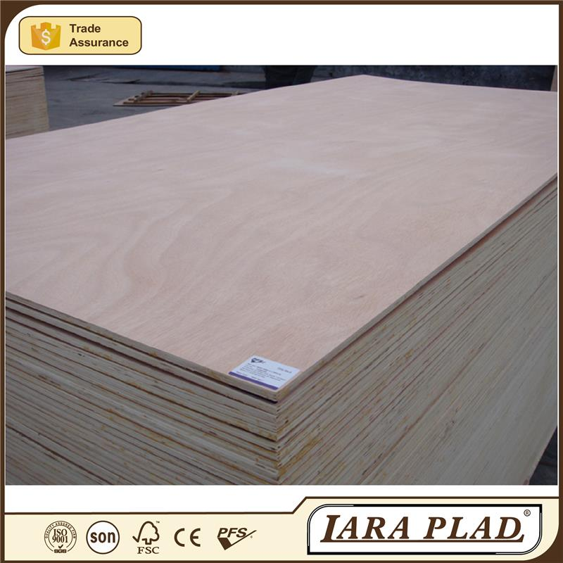Laminated Plywood / Waterproof Plywood / Construction Material