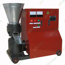 Home use small biomass sawdust dynamic disk pellet mill