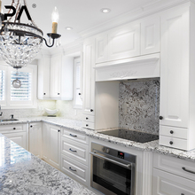 Hot Sell Pearl White Kitchen Cabinet