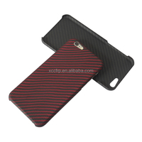 Custom Logo Real Pure Carbon Fiber Phone Case
