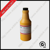 Pigment CIJ Yellow ink For Citronix Printer