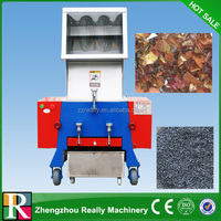 small pet bottle crusher / paper and plastic shredder