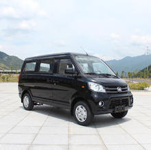 Family Minibus China hybrid electric vehicle for sale
