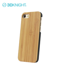 Wood bamboo customise carving hard pc case for iphone 8 shockproof for iphone cover 6 7 8