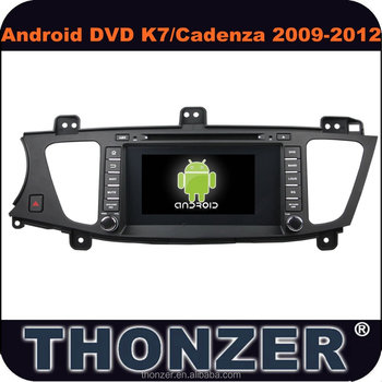 Android 6.0 CAR PC For K7/Cadenza (2009-2012)