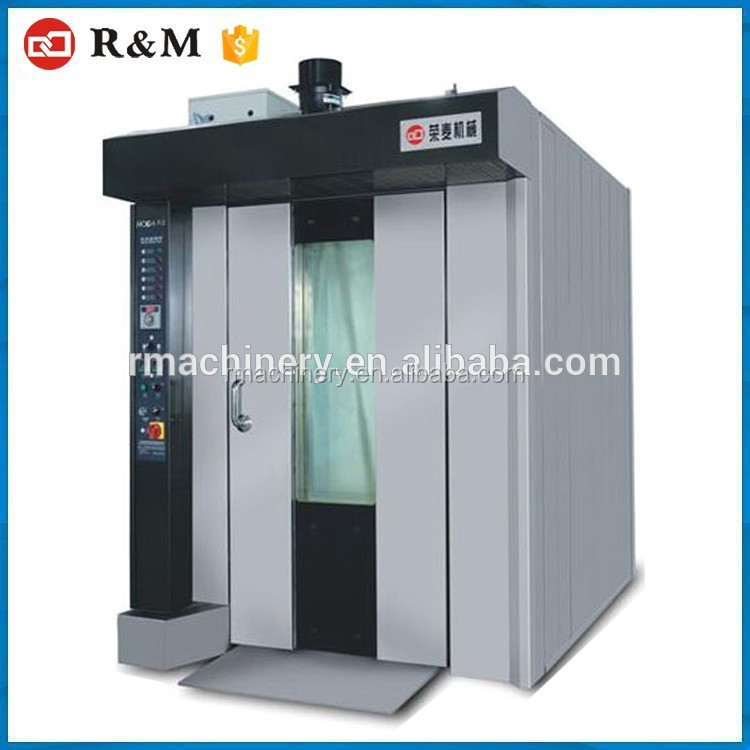 Quality Rotating Design Energh Saving Hotel Rotary Oven Excellent Food And Beverages Manufacturer