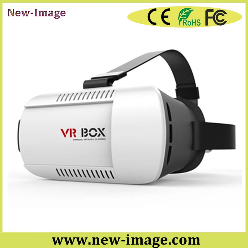 Newest Export Quality Factory Direct Price Watch Movies Adult Free 3D Video Glasses Vr 3D