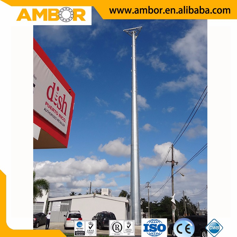 factory Metal portable lighting tower