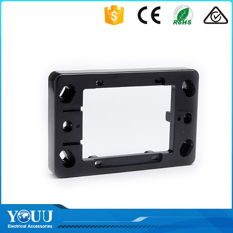 YOUU Promotional Item Australia Standard Waterproof Plastic Surface Wall Switch Mounting Block 16mm