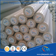 high quality laminated or coated PVC tarpaulin roll