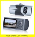 wdr full hd 1080p 2 channel car dvr recorder
