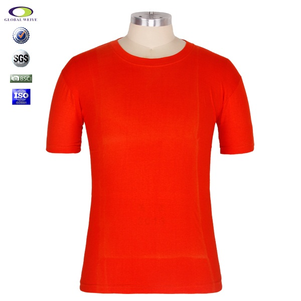 Cheap high quality american apparel blank t-shirts made in china factory