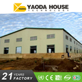 2017 light construction design steel structure warehouse for Workshop