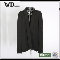 Fancy black blazer, blazer for women 2015