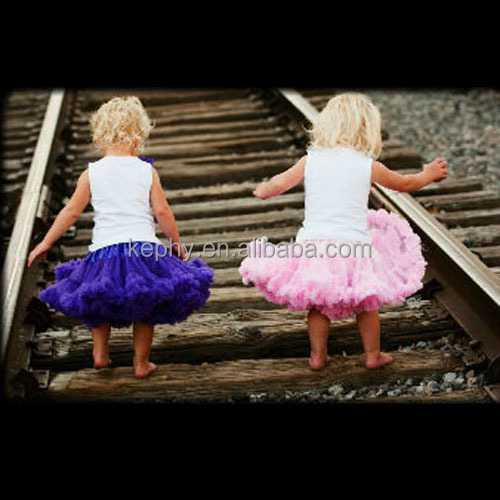 baby purple supper fluffy pettiskirt ,tutu,dance dress
