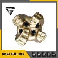 foundation drilling equipment and tungsten carbide material diamond drill bit