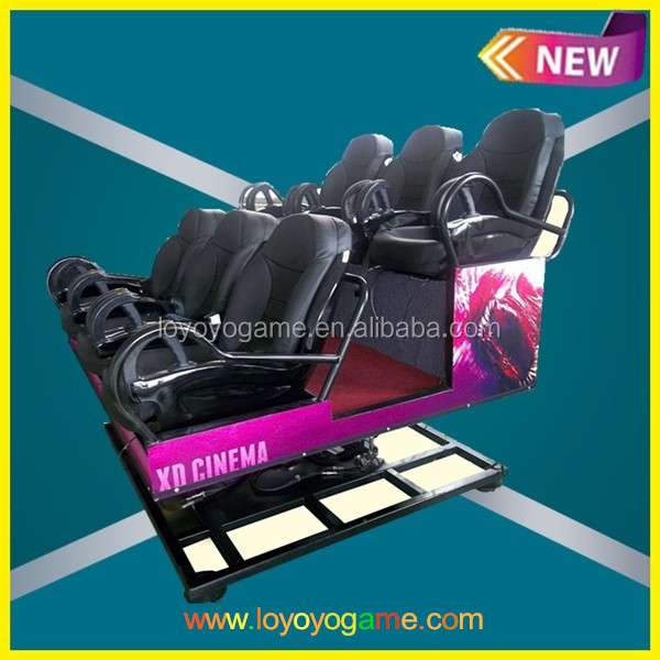 5D Rider-5D Cinema/5d Cinema Equipment/3D 4D 5D Cinema Theater Movie Suppliers