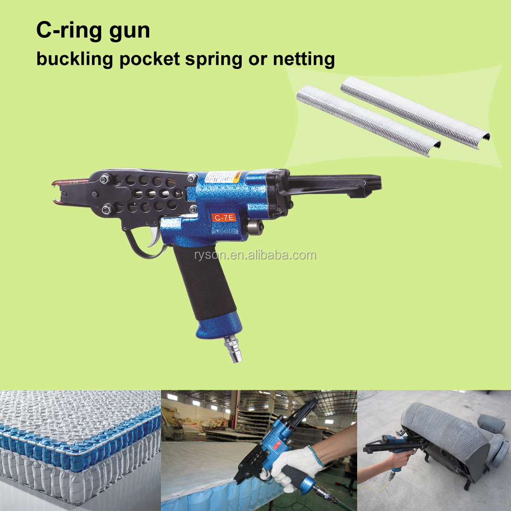 high quality c ring C-7C nail gun for sale