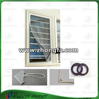 Hot sale, fiberglass material window insect screen