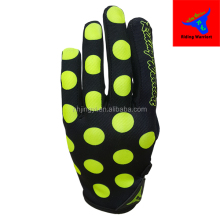 hot selling men's racing sport hand gloves for bikes