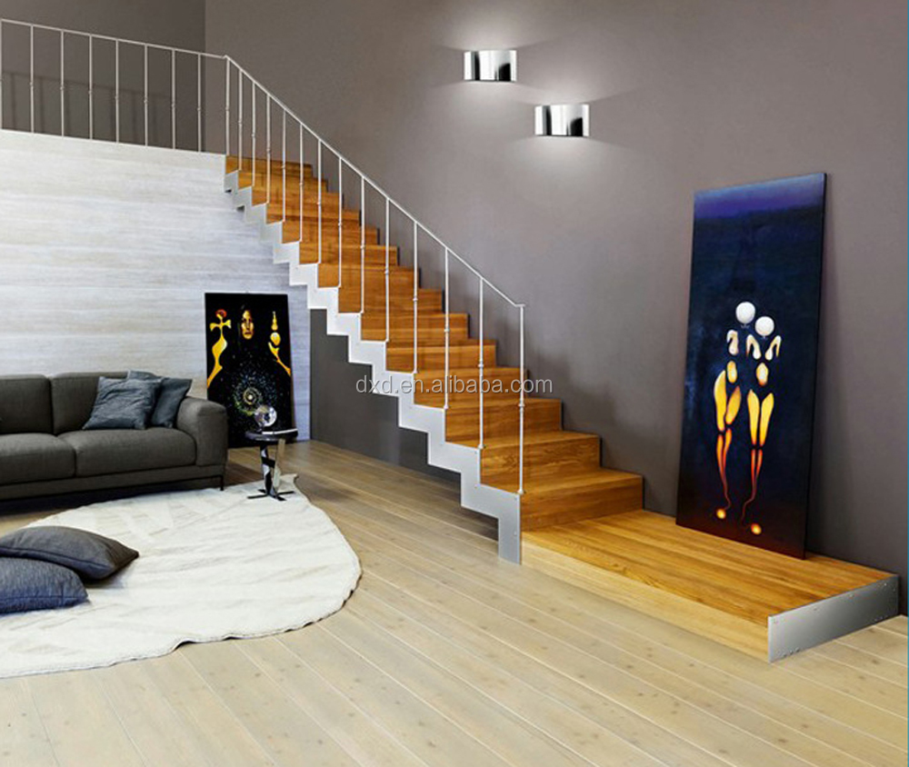 Prefabricated interior stairs wood bing images for Prefabricated stairs