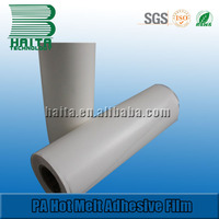 Double Side Tape Used PA Hot melt Adhesive Film For Bonding Fabrics Together