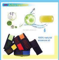 Natural outdoor Mosquito repellent wristband ,NO DEET bug band