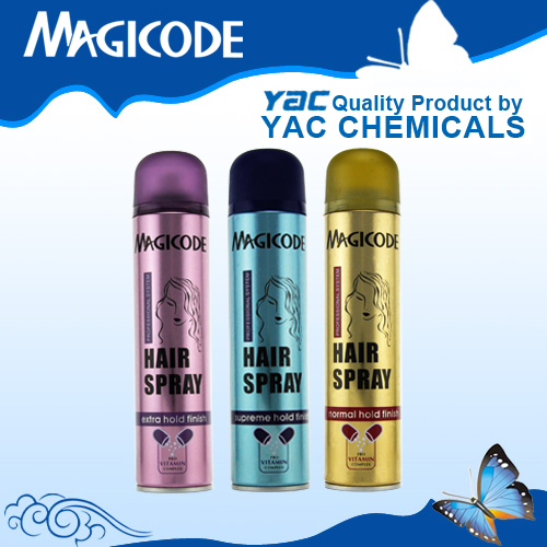 Alcohol free hair spray hair silicone spray best hair spray price for import