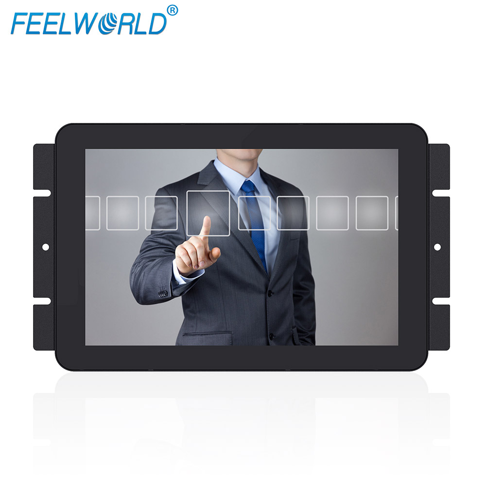 FEELWORLD 10 Inch Tft LCD Module Panel Projected Capacitive Touch Screen Monitor