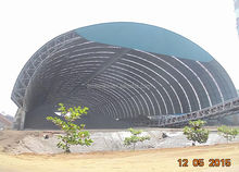 High Quality & Light / Heavy Metal structure construction building prefabricated steel shed