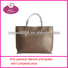 2014 fashion leather funky travel bag