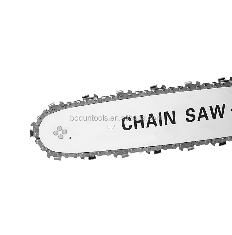 "Mini 11.5"" Chainsaw Angle Grinder Accessories Woodworking Cutting Chain Saw Reciprocating Power Tool Attachment"