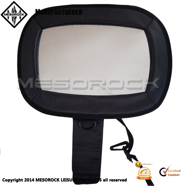 Baby & Mom Adjustable Rear View Baby Mirror Baby Car Mirror