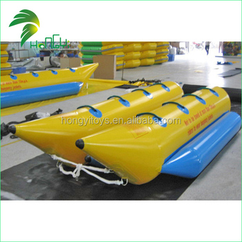 2014 Hot Selling And High Quality inflatable water banana boat