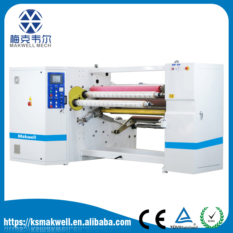 WD paper slitting rewinding machine