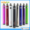 Hot sales EVOD Twist II battery 650mah evod e-cigarette battery wholesale china with good quality