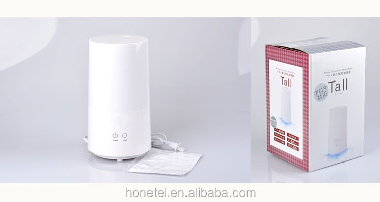 2018 Trending Product!! HTJ-2088 3L Capacity Touch Pad Control Mist Aroma Diffuser Air Ultrasonic Humidifier