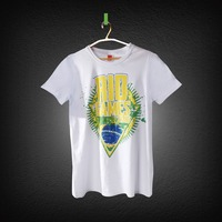 2016 latest rio olympic cheap screen printing t shirt