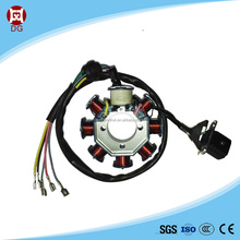 High quality CG125/CG150 motorcycle magneto stator coil with color