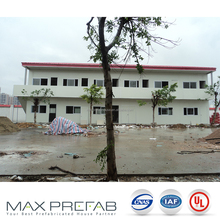 philippines T modules prefabricated house modular for 12 rooms accommodation